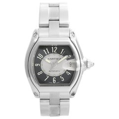 Cartier Roadster Men's Stainless Steel Automatic Watch W62002V3