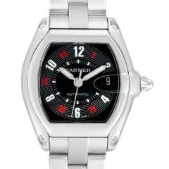 Cartier Roadster Vegas Roulette Vegas Dial Men's Watch W62002V3 Box