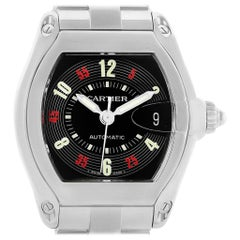 Cartier Roadster Vegas Roulette Vegas Dial Men's Watch W62002V3
