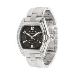 Cartier Roadster W62002V3 Men's Watch in Stainless Steel