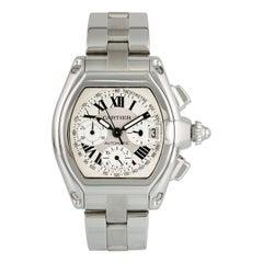 Cartier Roadster XL Chronograph 2618 Men's Watch