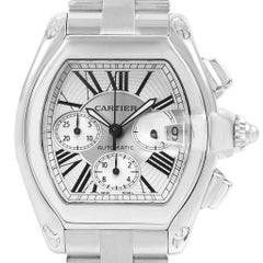 Cartier Roadster Extra Large Chronograph Automatic Men's Watch W62019X6