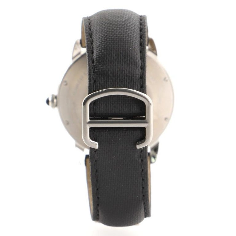 Condition: Very good. Moderate scratches on case and minor wear on strap. Accessories: No Accessories Measurements: Case Size/Width: 41mm, Watch Height: 10mm, Band Width: 23mm, Wrist circumference: 7.0