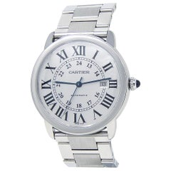 Cartier Ronde Solo W6701011, Certified and Warranty