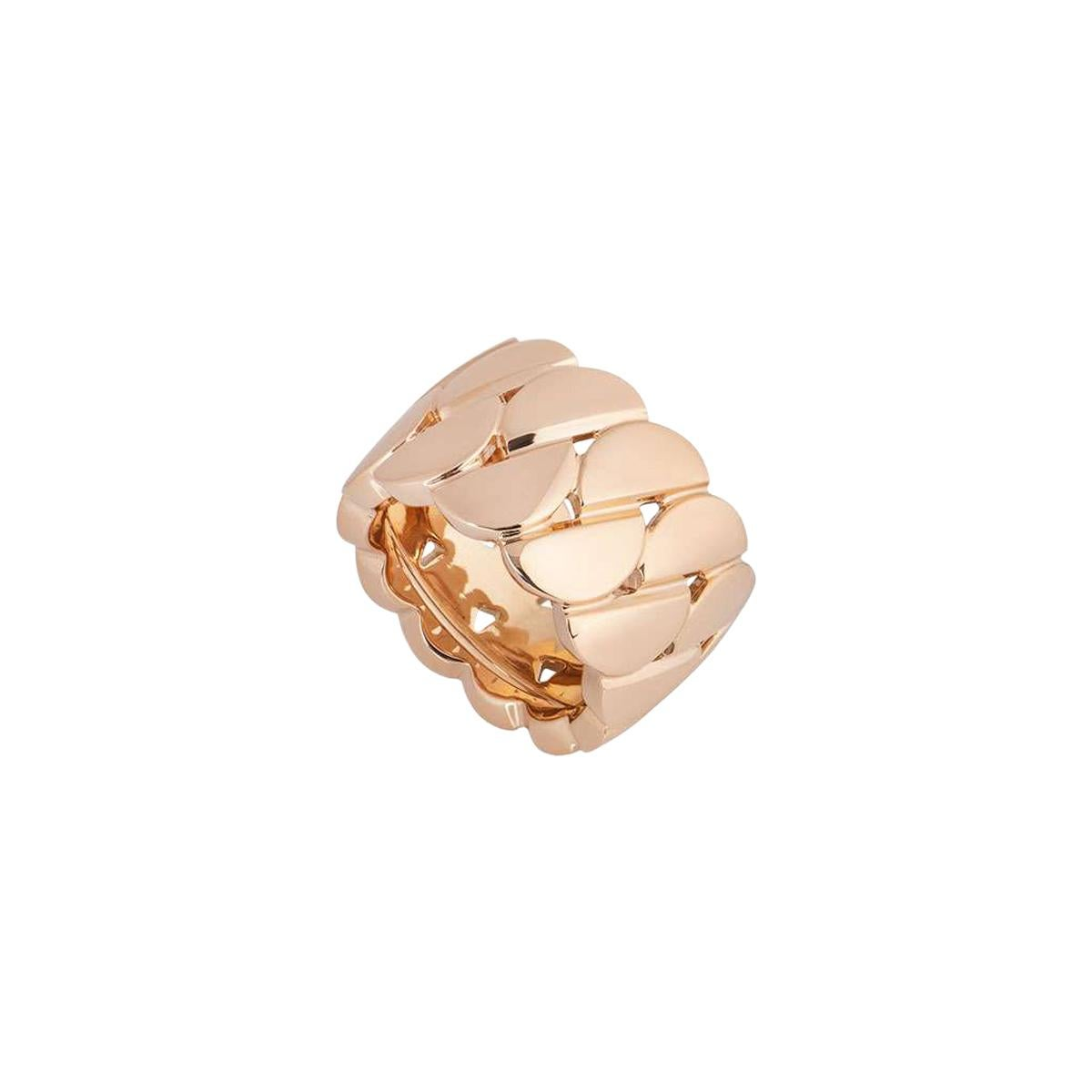 Cartier Rose Gold La Dona Ring