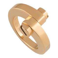 Cartier Rose Gold Menotte Ring