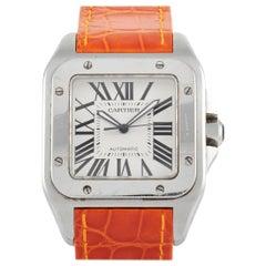 Cartier Santos 100 XL Watch 2656