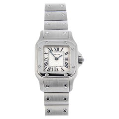 Cartier Santos Bracelet Watch, Stainless Steel Case, Reference 1565
