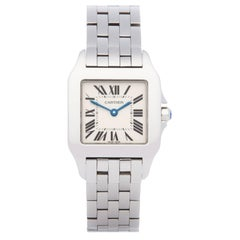 Cartier Santos Demoiselle W25065Z5 Ladies Stainless Steel 0 Watch