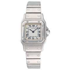 Cartier Santos Galbee 9057930 Ladies Watch