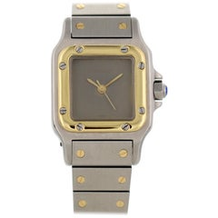 Cartier Santos Galbee Automatic Ladies Watch