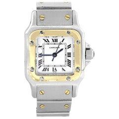 Cartier Santos Galbee Small Ladies Watch