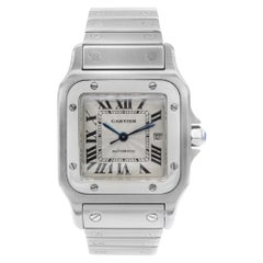 Cartier Santos Galbee W20055D6, Case, Certified and Warranty