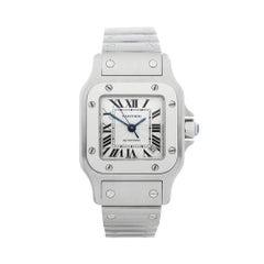 Cartier Santos Galbee W20055D6