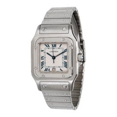 Cartier Santos Galbee W20060D6 Men's Watch in Stainless Steel
