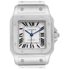 Cartier Santos Galbee XL Automatic Steel Men's Watch W20098D6