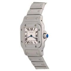Cartier Santos Model W20056D6 Watch