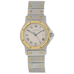 Cartier Santos Ronde 187902 Ladies Watch
