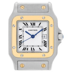 Cartier Santos W20011C4, Case, Certified and Warranty