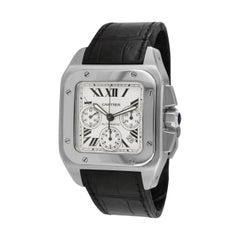 Cartier Santos Xl Automatic Chronograph 2740