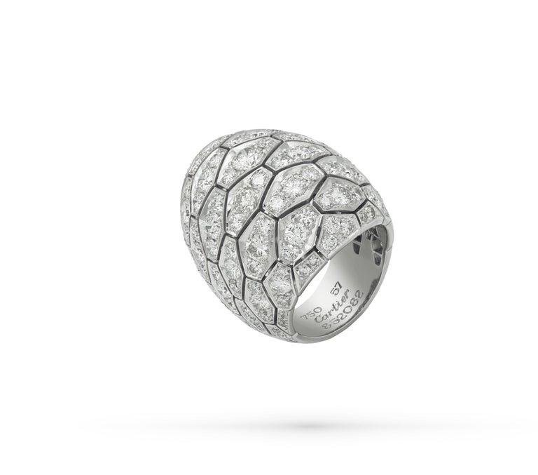 Cartier Ring diamond