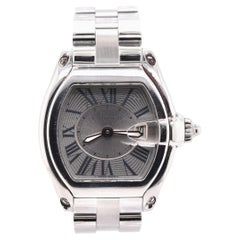 Cartier Stainless Steel Roadster