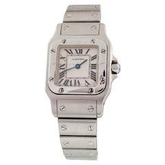 Cartier Stainless Steel Women's Santos Galbee Quartz Watch, 1565