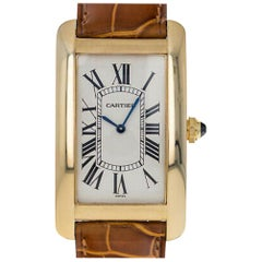 Cartier tank 1740, Case, Certified and Warranty