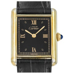Cartier Tank 81006, Case, Certified and Warranty