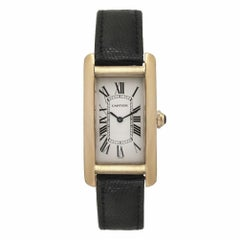 Cartier Tank Americaine 5754, Dial Certified Authentic