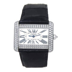 Cartier Tank Divan WA301370, Silver Dial, Certified and Warranty