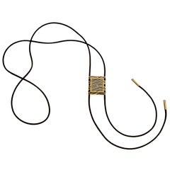 Cartier Tank Enamel Diamond Sautoir Necklace
