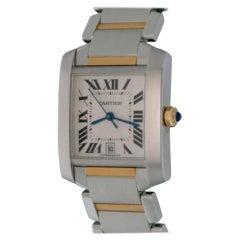 Cartier Tank Française Model W51005Q403 Watch