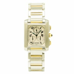 Cartier Tank Francaise 3714, Dial Certified Authentic