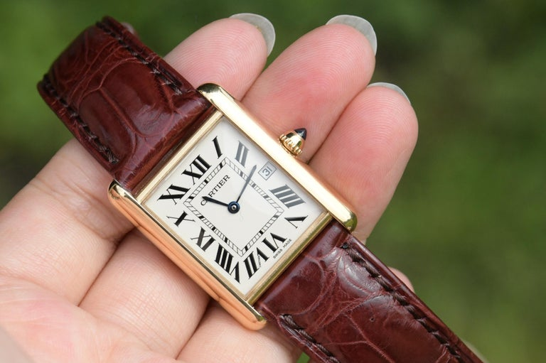 Dandelion Antiques Code  AT-0791 Brand                                  Cartier Model No.                          W1529756 Retail Price                                £9,000 / $12500 ____________________________________  Date