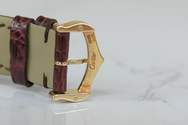 Cartier Tank Louis Cartier Large Model W1529756 with Box and Paper 4
