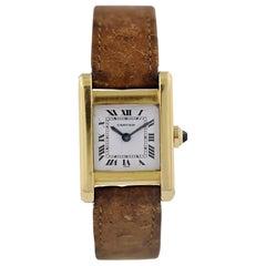 Cartier Tank Louis Ladies Watch
