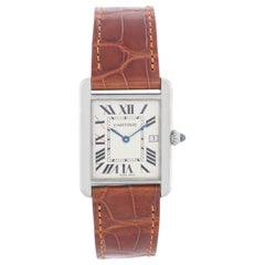 Cartier Tank Louis Men's Watch Ref 2678