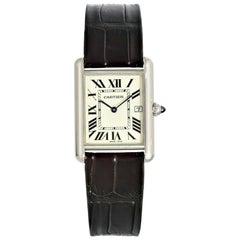 Cartier Tank Solo 2678 Men's Watch