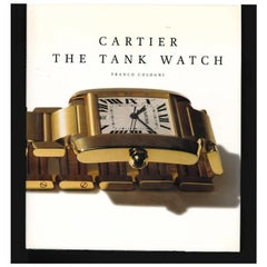 CARTIER, THE TANK WATCH 'book'