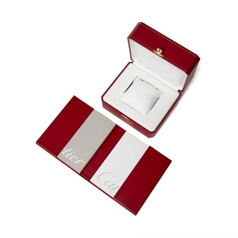 Cartier Tortue Diamond 18 Karat Rose Gold WA505031 3