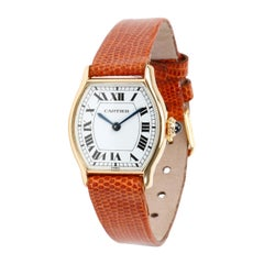 Cartier Tortue Tortue Women's Watch in 18 Karat Yellow Gold
