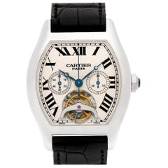 Cartier Tortue W1545751, Certified and Warranty