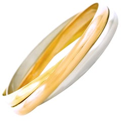Cartier Trinity Bracelet in Gold