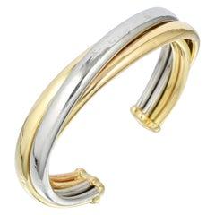 Cartier Trinity Cuff Bracelet