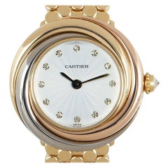 Cartier Trinity Tri-Gold Ladies Watch 2357