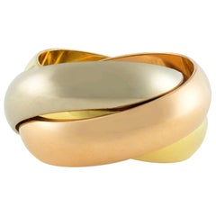 Cartier Trinity Wedding Ring