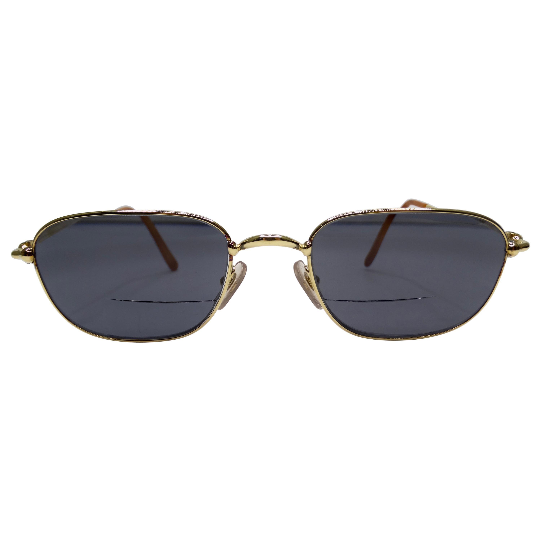 Cartier Two-Tone Sunglasses