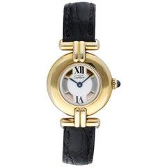 Cartier Vermeil Must de Cartier 590002 Ladies Watch
