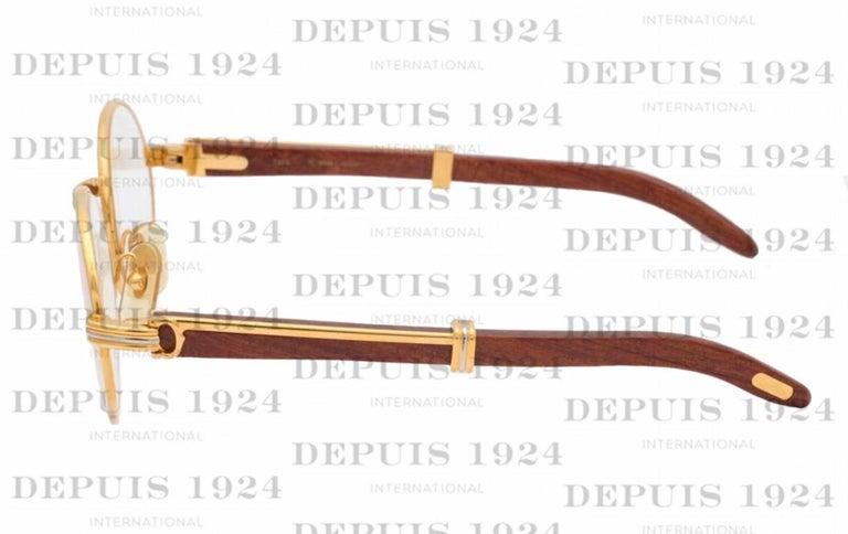 Classic Vintage Cartier sunglasses